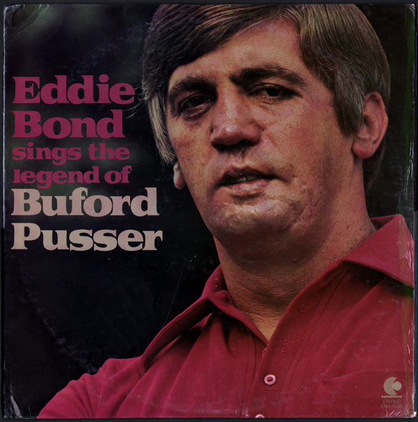 Eddie Bond LP COVER